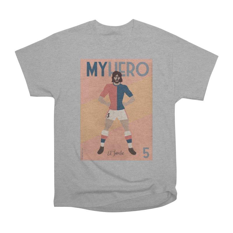 Carlovich EL TRINCHE My hero Vintage Edition Women's Classic Unisex T-Shirt by ZEROSTILE'S ARTIST SHOP