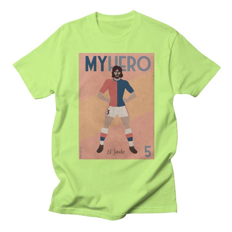Carlovich EL TRINCHE My hero Vintage Edition Women's Unisex T-Shirt by ZEROSTILE'S ARTIST SHOP