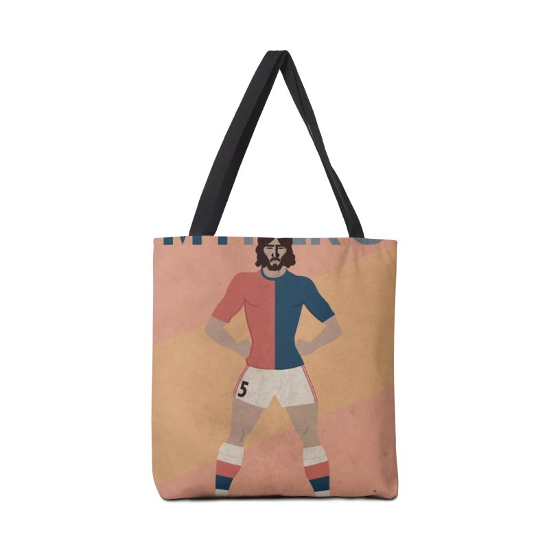 Carlovich EL TRINCHE My hero Vintage Edition Accessories Bag by ZEROSTILE'S ARTIST SHOP
