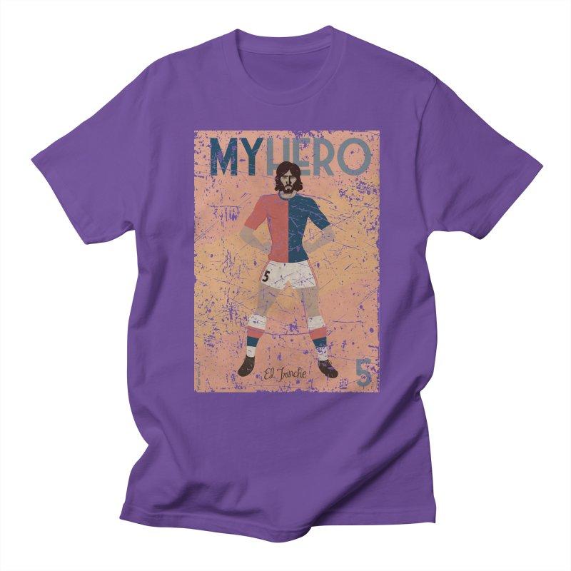 Carlovich El TRINCHE My Hero Grunge Edition Women's Unisex T-Shirt by ZEROSTILE'S ARTIST SHOP