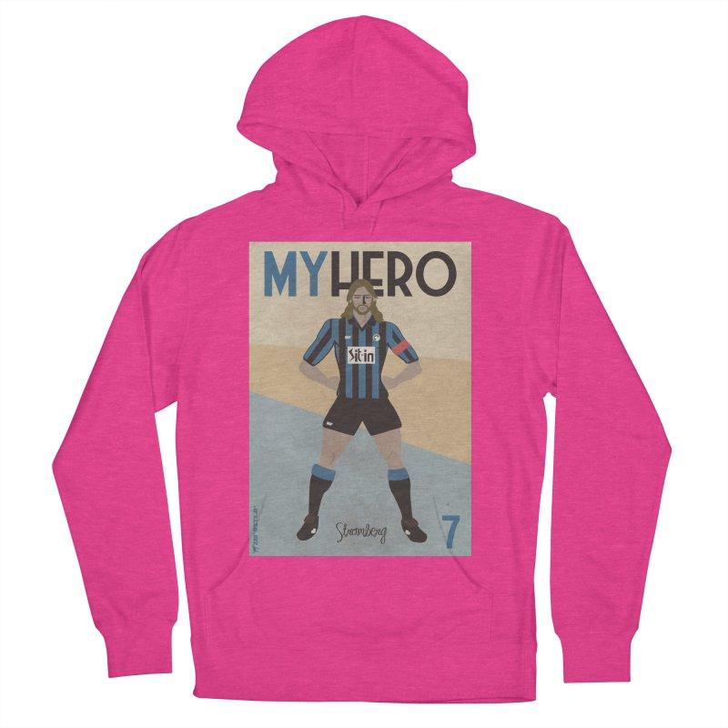 Stromberg My hero Vintage Edition Men's Pullover Hoody by ZEROSTILE'S ARTIST SHOP