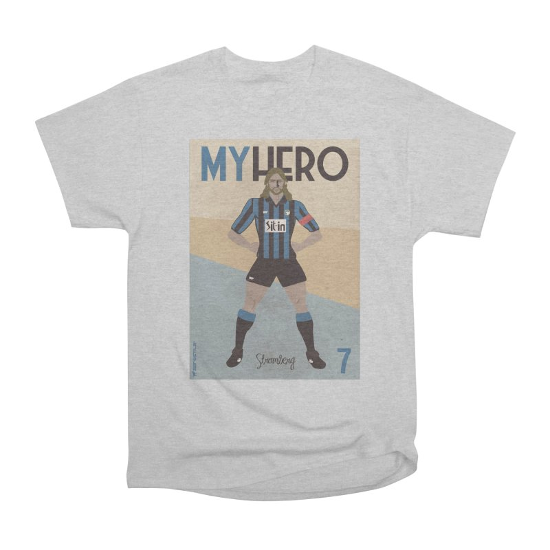 Stromberg My hero Vintage Edition Women's Heavyweight Unisex T-Shirt by ZEROSTILE'S ARTIST SHOP