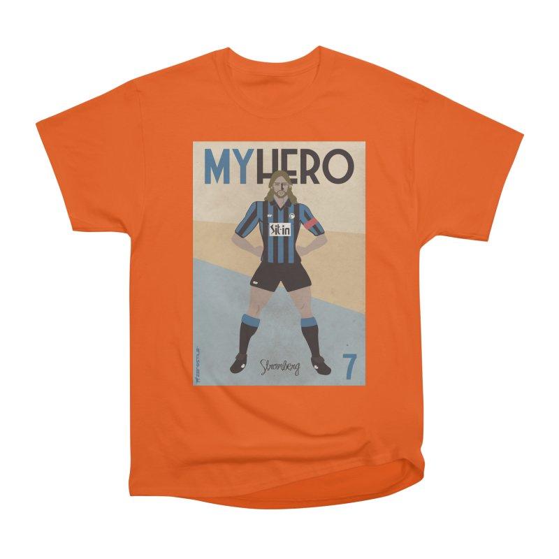 Stromberg My hero Vintage Edition Women's Classic Unisex T-Shirt by ZEROSTILE'S ARTIST SHOP