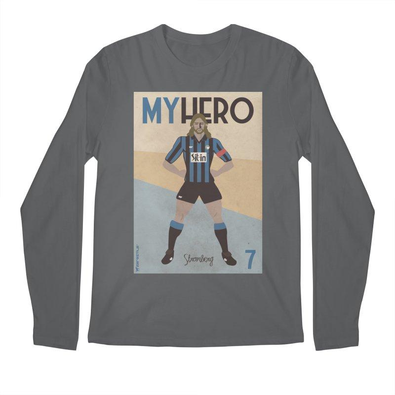 Stromberg My hero Vintage Edition Men's Longsleeve T-Shirt by ZEROSTILE'S ARTIST SHOP