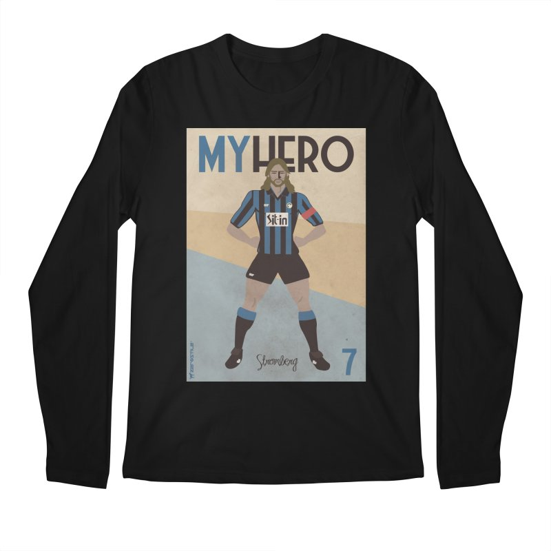 Stromberg My hero Vintage Edition Men's Longsleeve T-Shirt by ZEROSTILE'S ARTIST SHOP