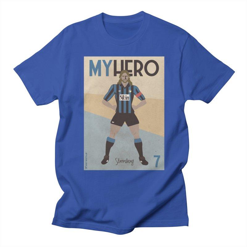 Stromberg My hero Vintage Edition Men's T-shirt by ZEROSTILE'S ARTIST SHOP