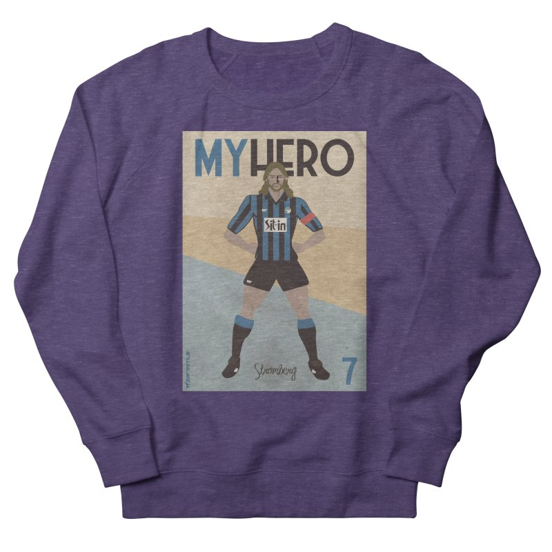 Stromberg My hero Vintage Edition Women's Sweatshirt by ZEROSTILE'S ARTIST SHOP