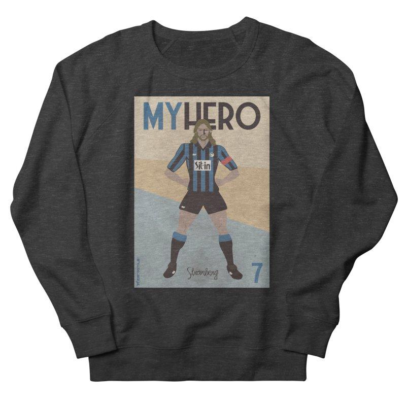 Stromberg My hero Vintage Edition Men's Sweatshirt by ZEROSTILE'S ARTIST SHOP