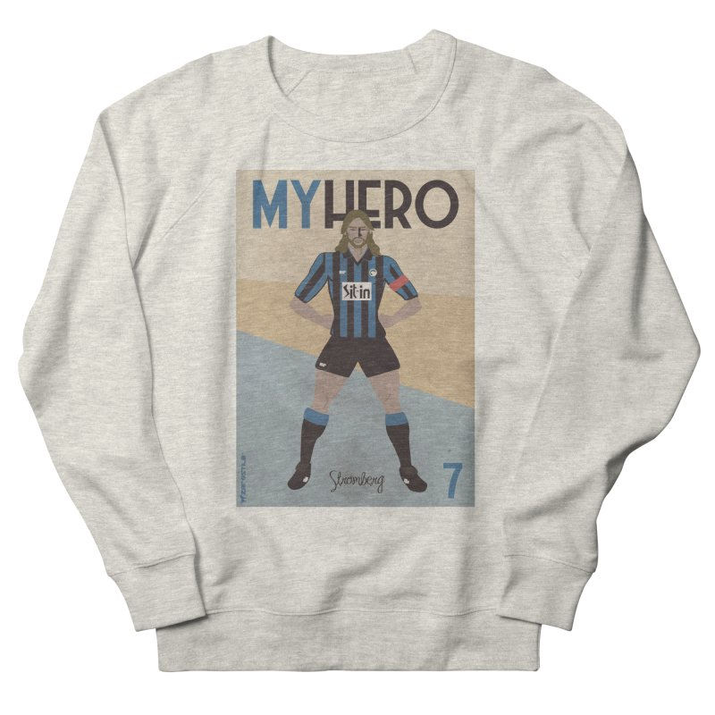 Stromberg My hero Vintage Edition Men's Sweatshirt by ZEROSTILE'S ARTIST SHOP