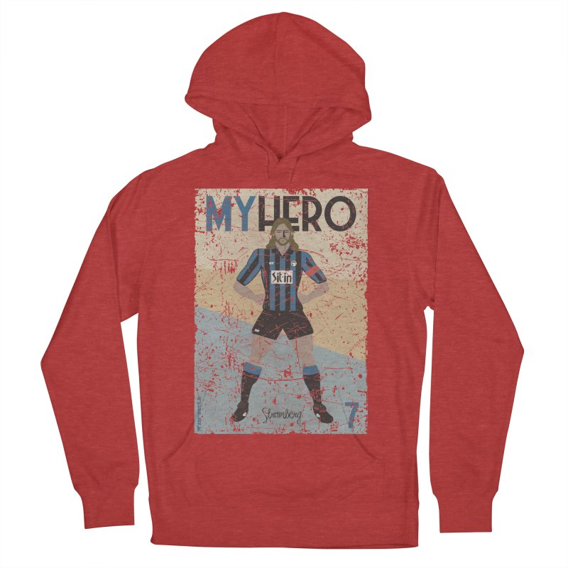 Stromberg My hero Grunge Edition Men's Pullover Hoody by ZEROSTILE'S ARTIST SHOP