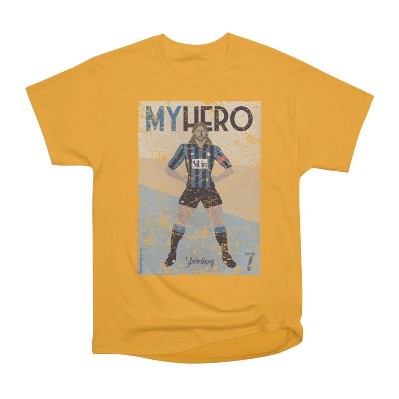 Stromberg My hero Grunge Edition Men's Classic T-Shirt by ZEROSTILE'S ARTIST SHOP