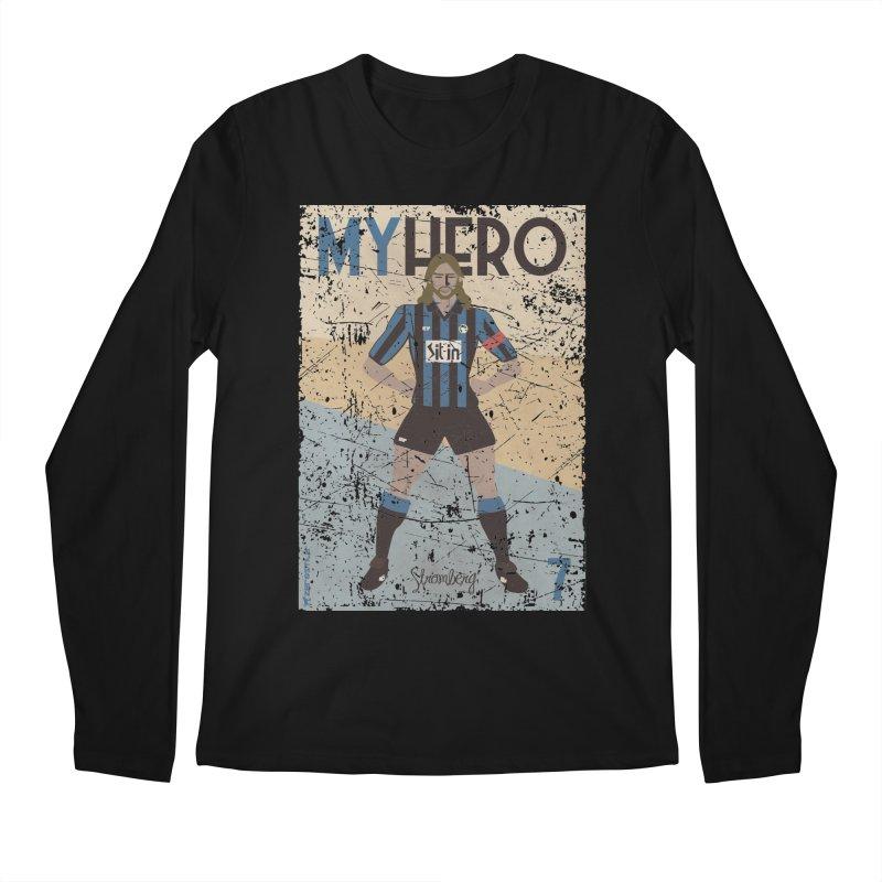 Stromberg My hero Grunge Edition Men's Longsleeve T-Shirt by ZEROSTILE'S ARTIST SHOP