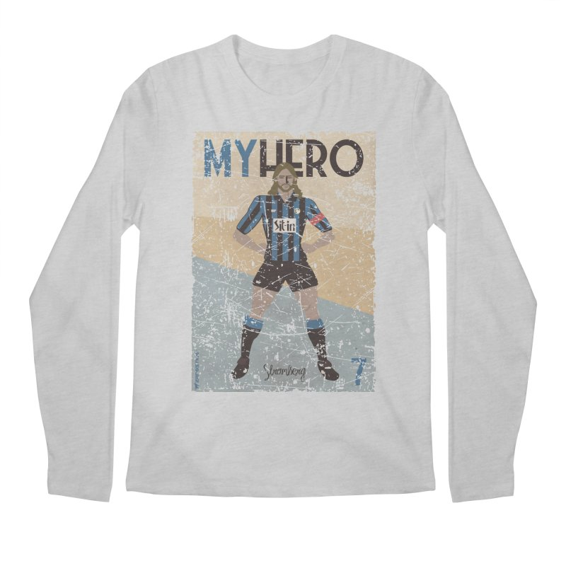 Stromberg My hero Grunge Edition Men's Longsleeve T-Shirt by ZEROSTILE'S ARTIST SHOP