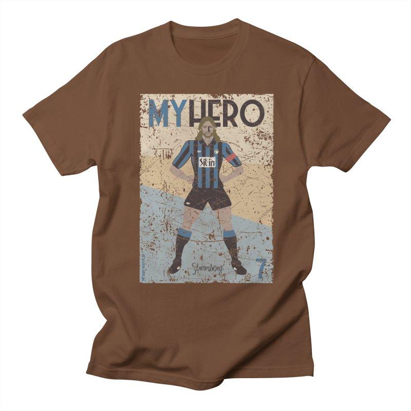 Stromberg My hero Grunge Edition Men's T-Shirt by ZEROSTILE'S ARTIST SHOP