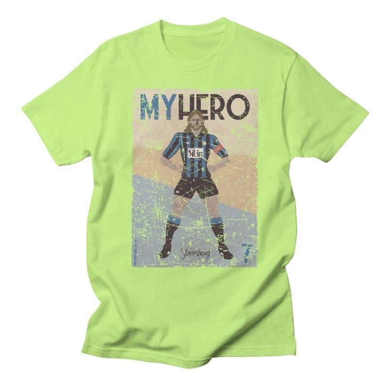 Stromberg My hero Grunge Edition Women's Unisex T-Shirt by ZEROSTILE'S ARTIST SHOP