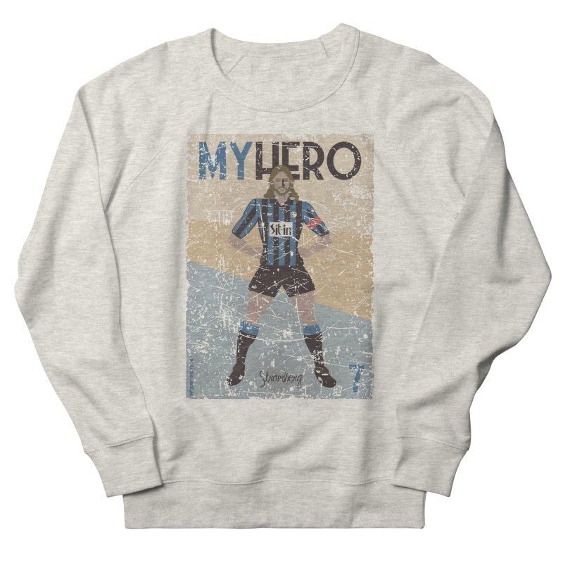Stromberg My hero Grunge Edition Women's Sweatshirt by ZEROSTILE'S ARTIST SHOP