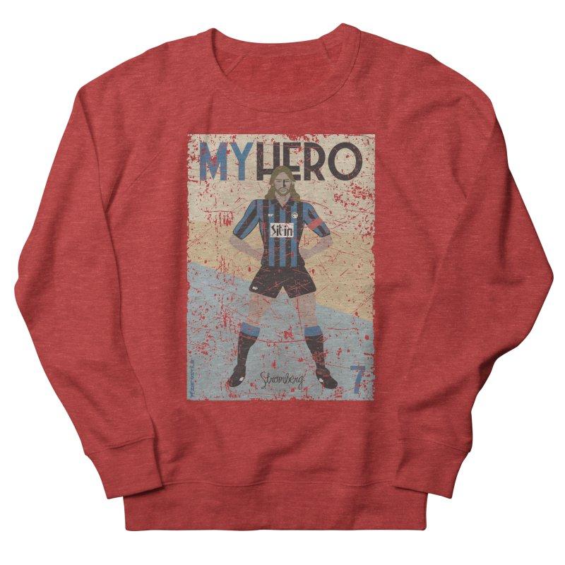 Stromberg My hero Grunge Edition Men's Sweatshirt by ZEROSTILE'S ARTIST SHOP