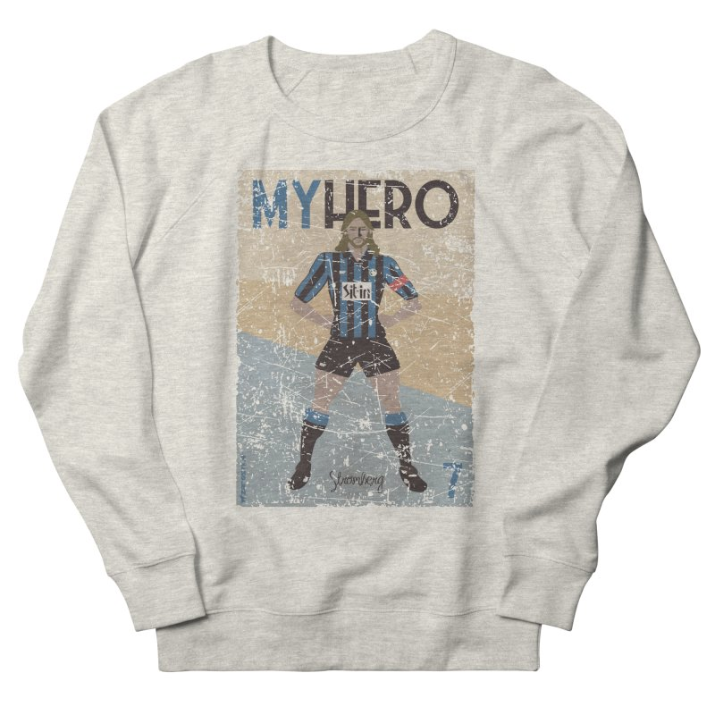 Stromberg My hero Grunge Edition Men's Sweatshirt by ZEROSTILE'S ARTIST SHOP