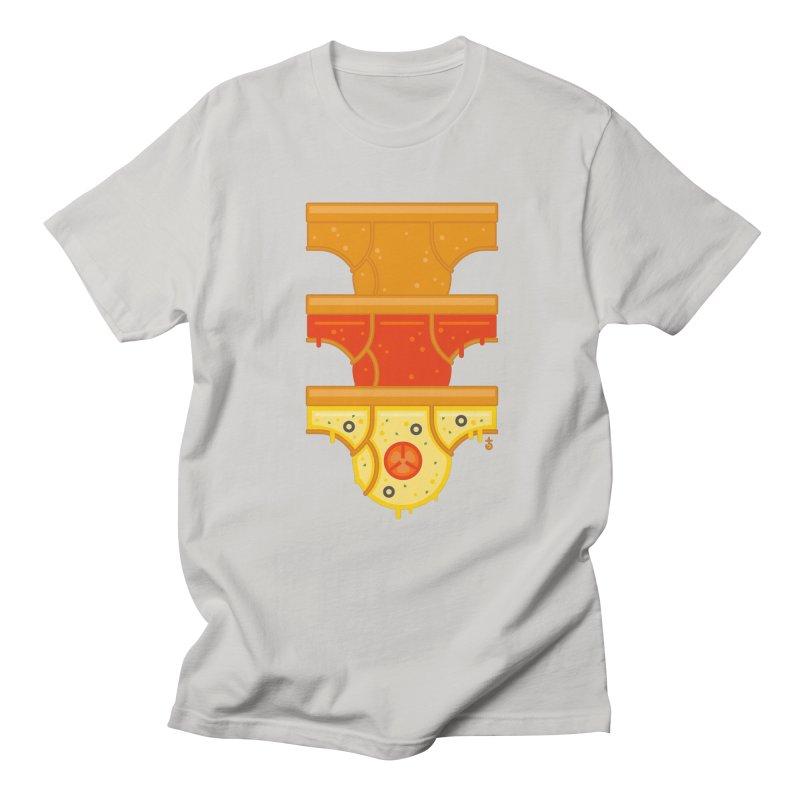 Better Than Pizza Women's Unisex T-Shirt by Zhion T-Shop