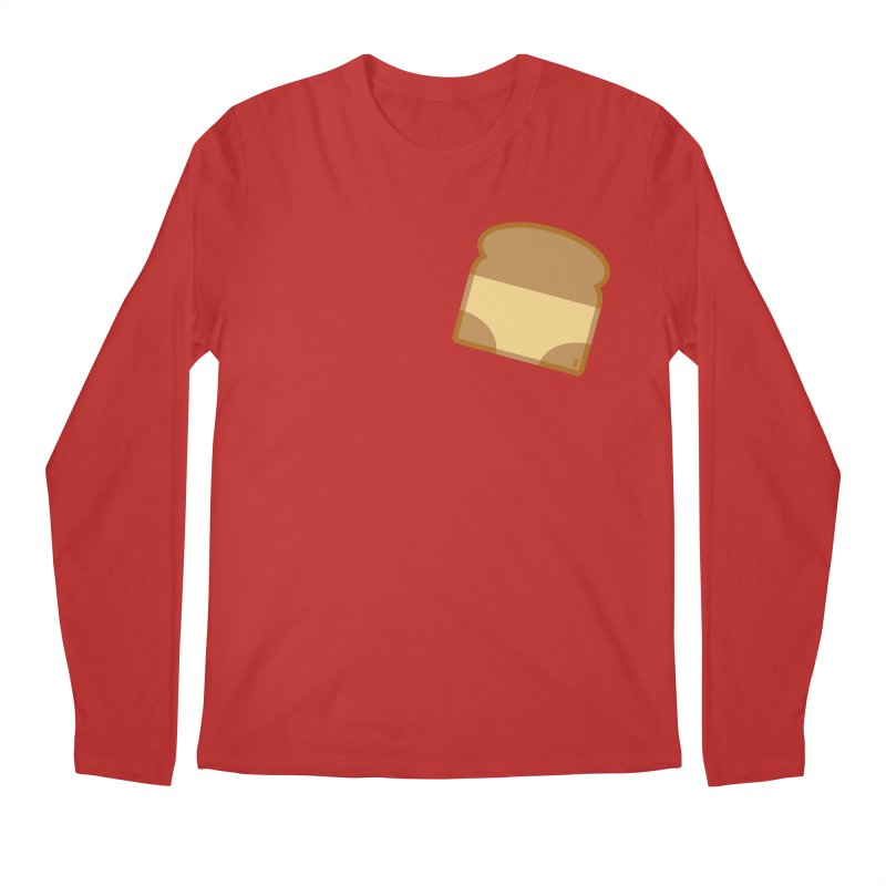 Crunchy Men's Longsleeve T-Shirt by Zhion T-Shop
