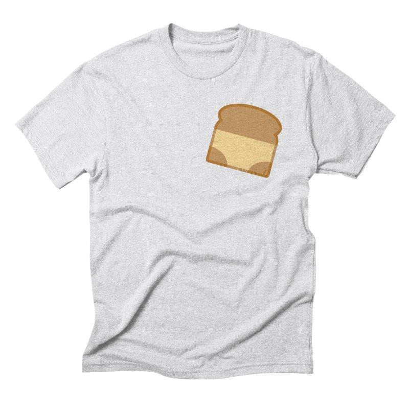 Crunchy Men's Triblend T-Shirt by Zhion T-Shop