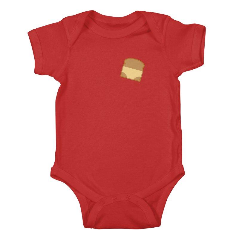 Crunchy Kids Baby Bodysuit by Zhion T-Shop