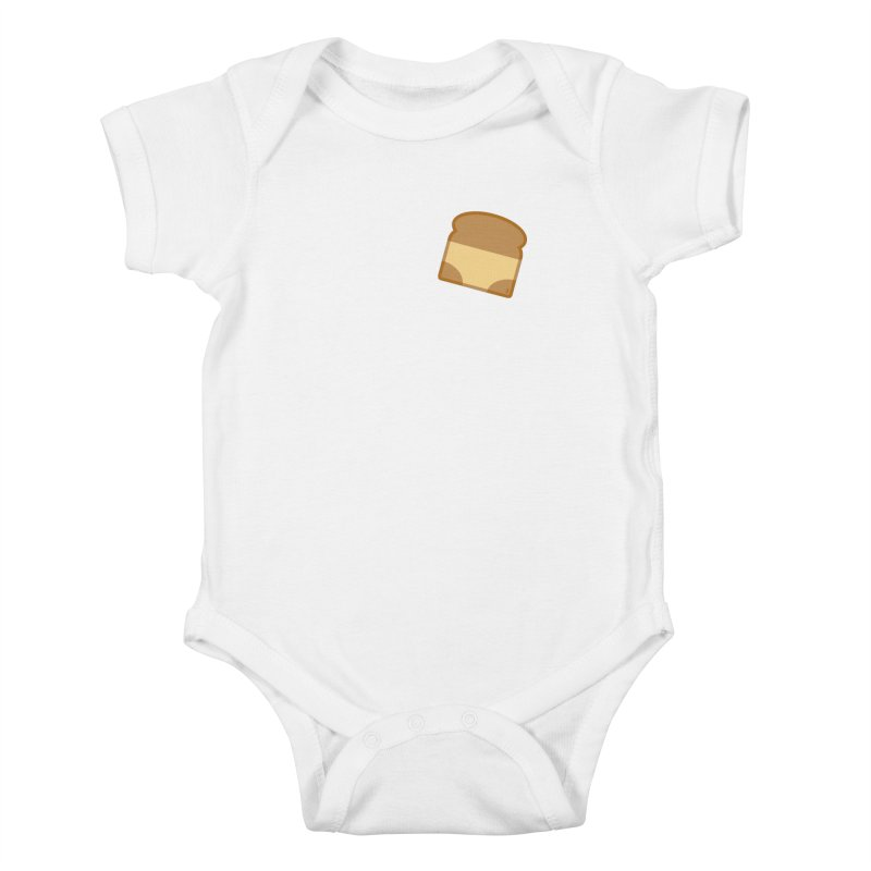 Crunchy Kids Baby Bodysuit by Zhion T-Shop
