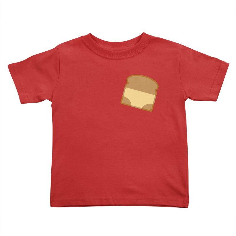 Crunchy Kids Toddler T-Shirt by Zhion T-Shop