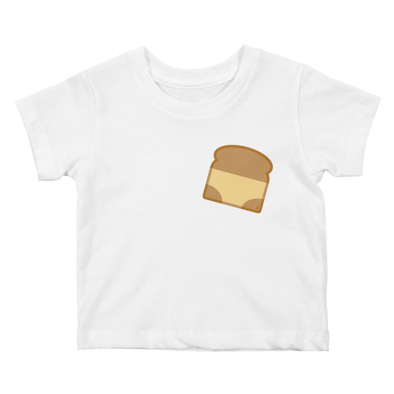 Crunchy Kids Baby T-Shirt by Zhion T-Shop