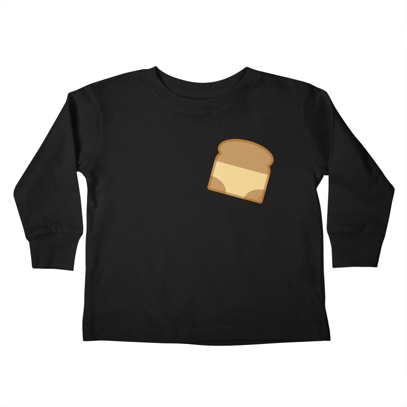 Crunchy Kids Toddler Longsleeve T-Shirt by Zhion T-Shop