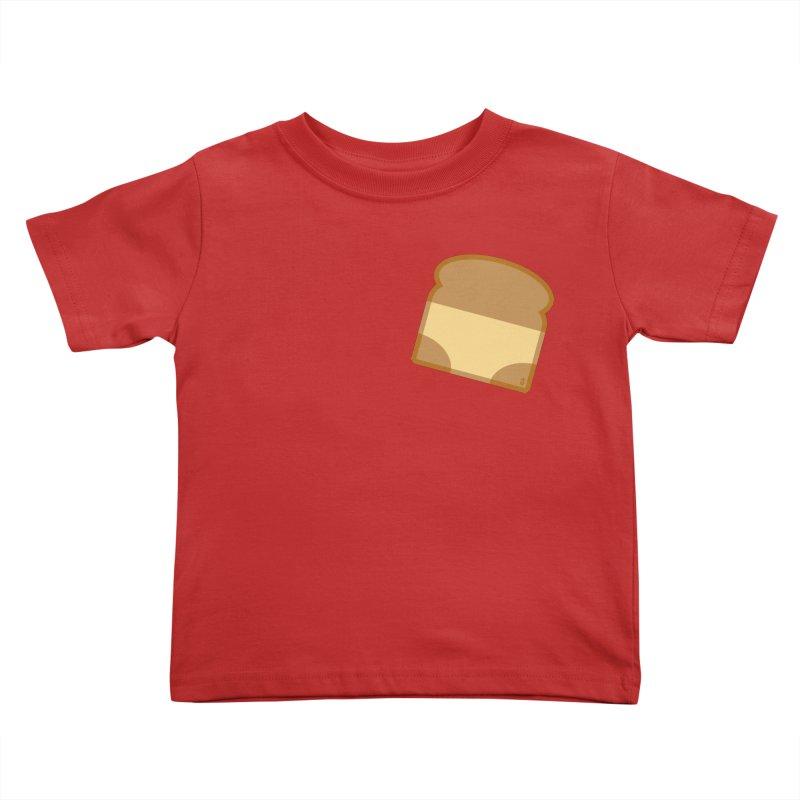 Crunchy Kids Toddler T-Shirt by Zhion T-Shop