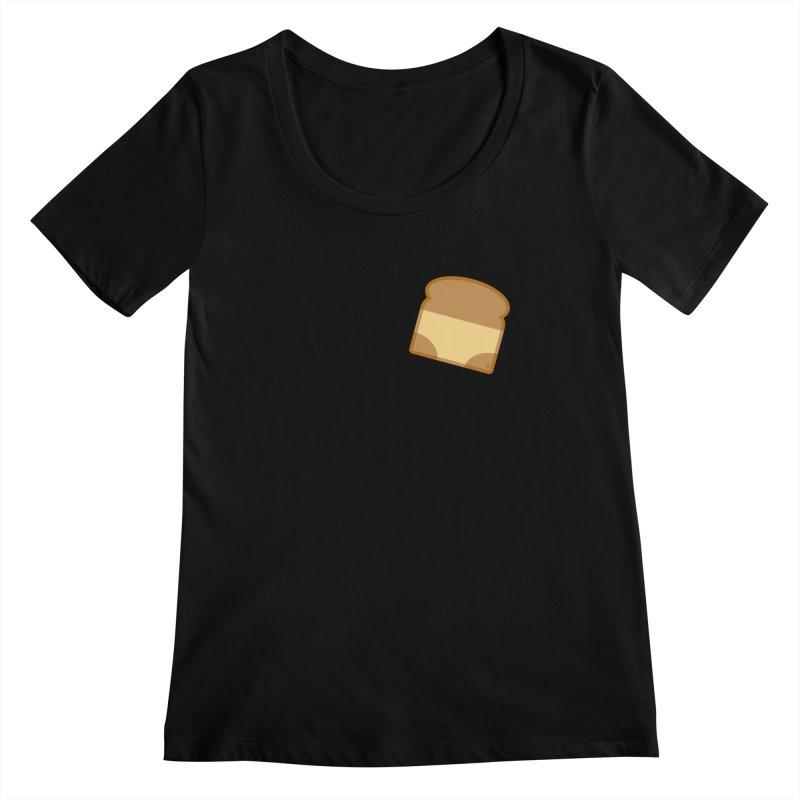 Crunchy Women's Scoopneck by Zhion T-Shop