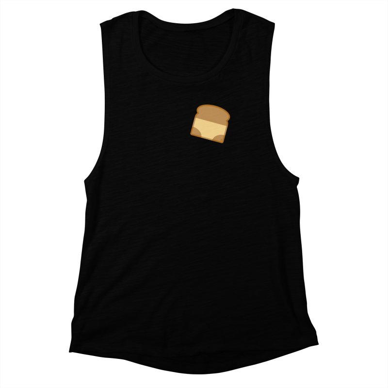 Crunchy Women's Muscle Tank by Zhion T-Shop