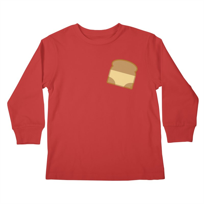 Crunchy Kids Longsleeve T-Shirt by Zhion T-Shop