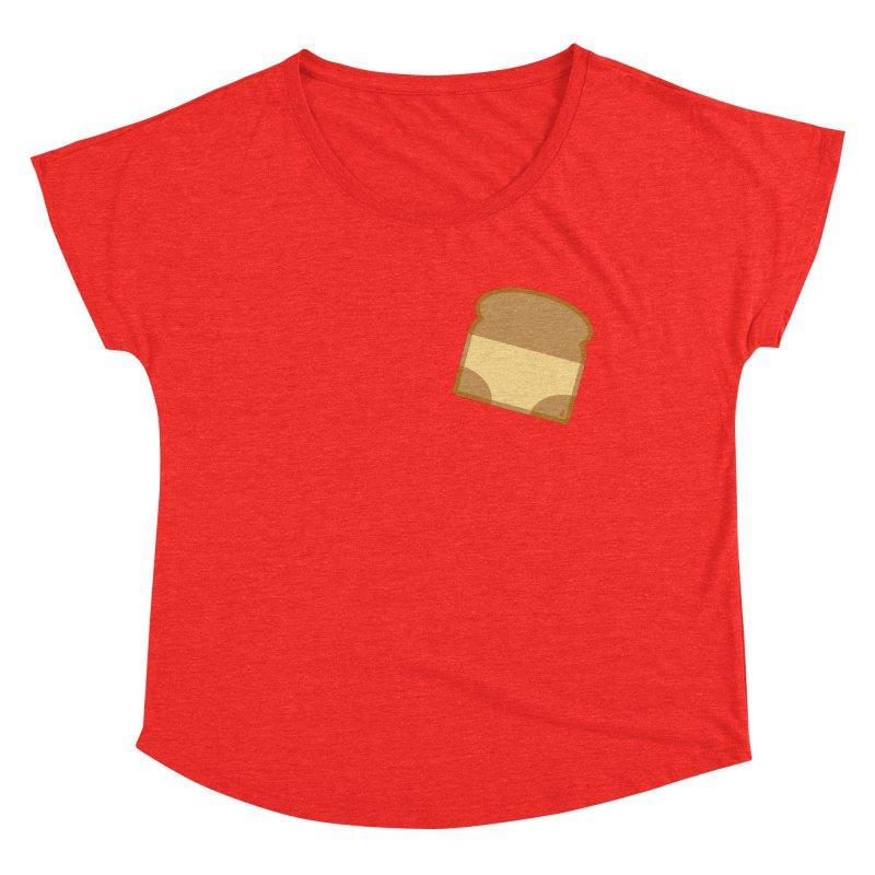 Crunchy Women's Scoop Neck by Zhion T-Shop