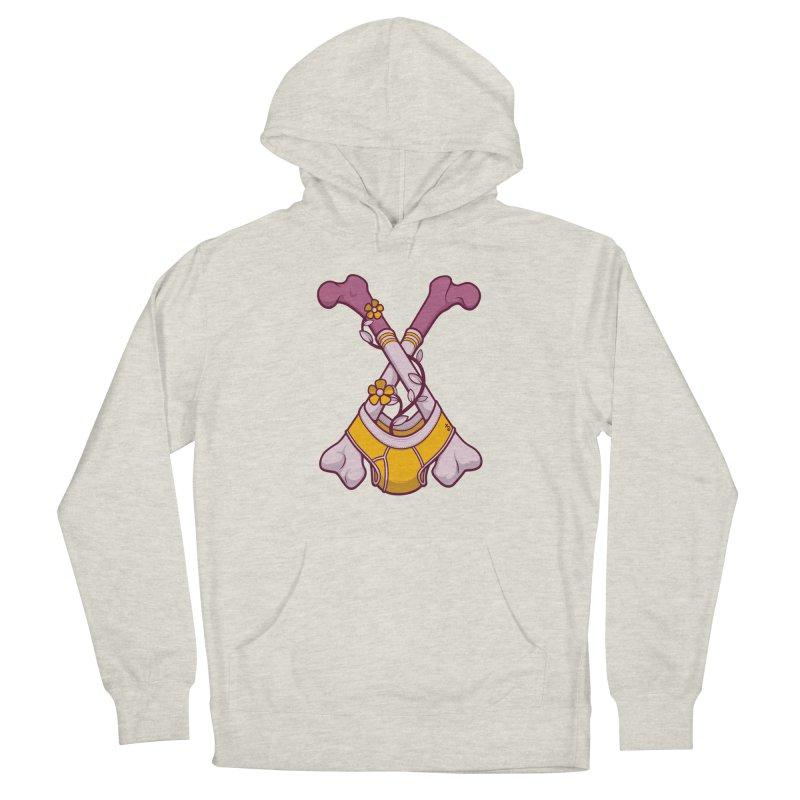 Cross Bones Women's Pullover Hoody by Zhion T-Shop