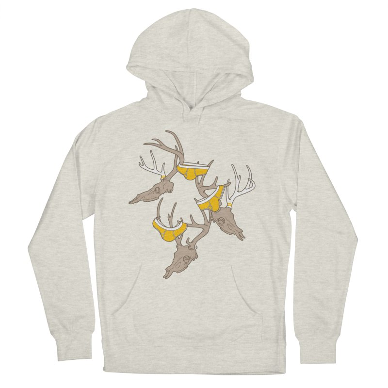 Horns Men's Pullover Hoody by Zhion T-Shop