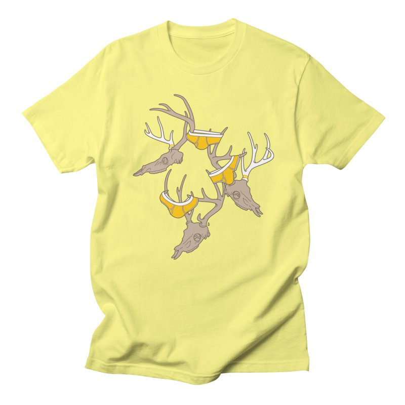 Horns Women's T-Shirt by Zhion T-Shop