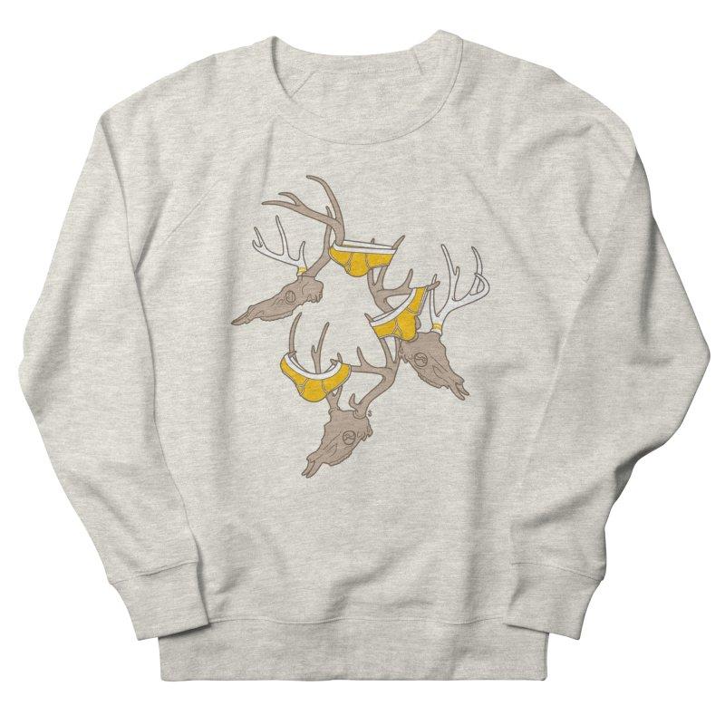 Horns Women's Sweatshirt by Zhion T-Shop