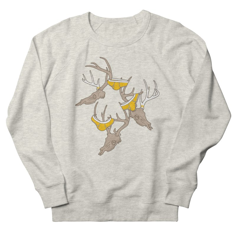 Horns Men's Sweatshirt by Zhion T-Shop