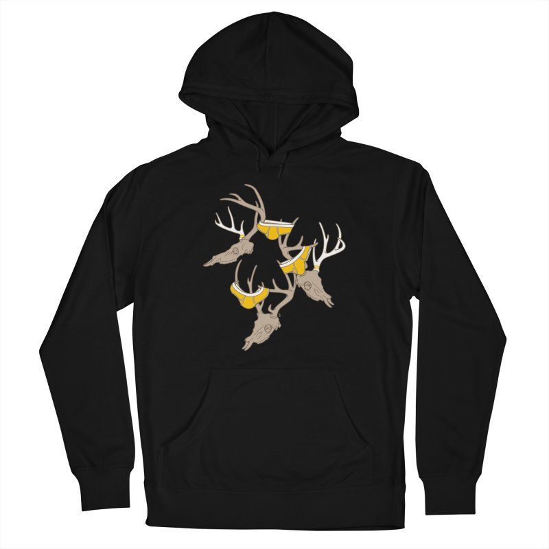 Horns Women's Pullover Hoody by Zhion T-Shop