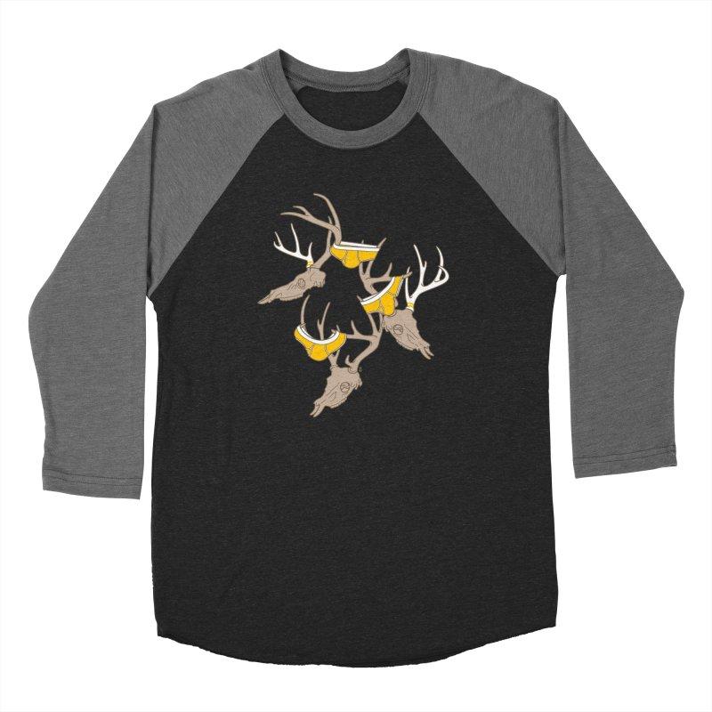 Horns Men's Longsleeve T-Shirt by Zhion T-Shop
