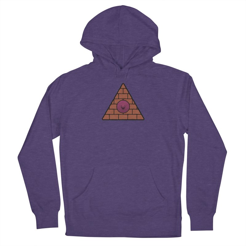 Illuminipple - Purple Women's Pullover Hoody by Zhion T-Shop