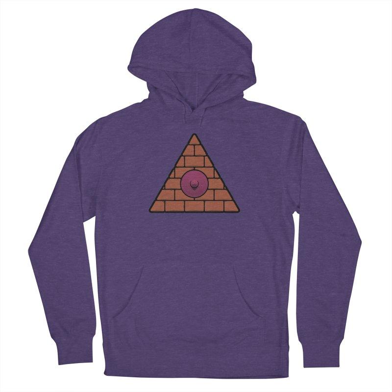Illuminipple - Purple Women's Pullover Hoody by Zhion T-Shop