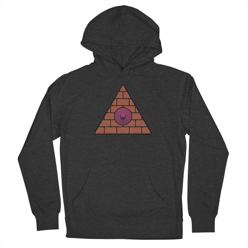 Illuminipple - Purple Men's Pullover Hoody by Zhion T-Shop