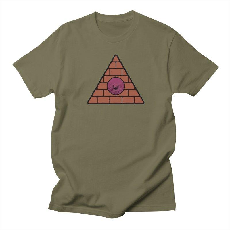 Illuminipple - Purple Women's Regular Unisex T-Shirt by Zhion T-Shop