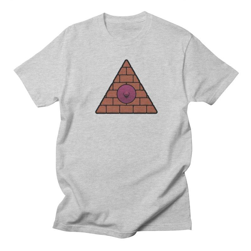 Illuminipple - Purple Men's T-Shirt by Zhion T-Shop