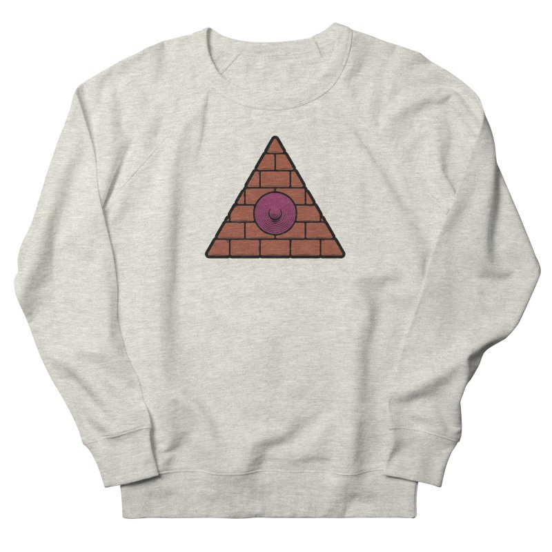 Illuminipple - Purple Women's Sweatshirt by Zhion T-Shop