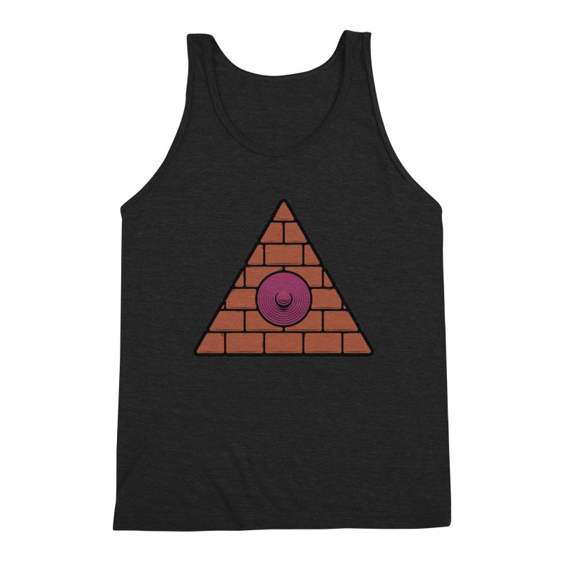 Illuminipple - Purple Men's Tank by Zhion T-Shop