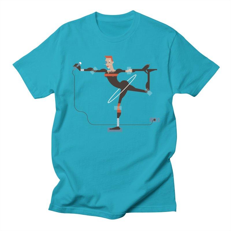 Grace Men's Regular T-Shirt by Zhion T-Shop